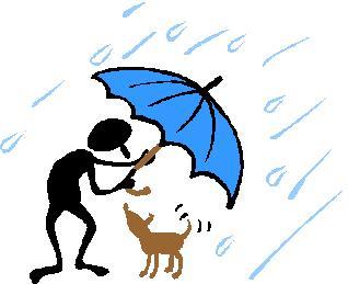 Afbeeldingsresultaat voor regenbui tekening